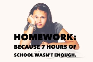 3 Things Every Parent Should Know About Homework