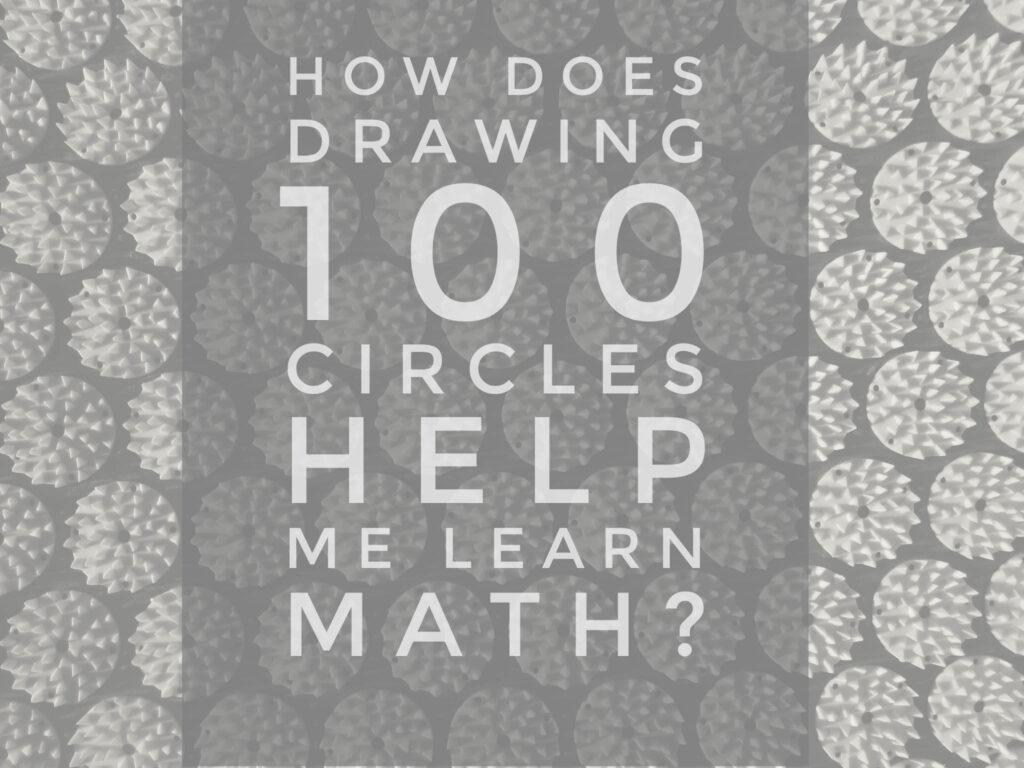 100 Circles Poster